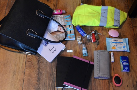 What's in my bag.1