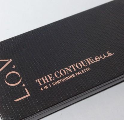 L.O.V Contiourious Palette
