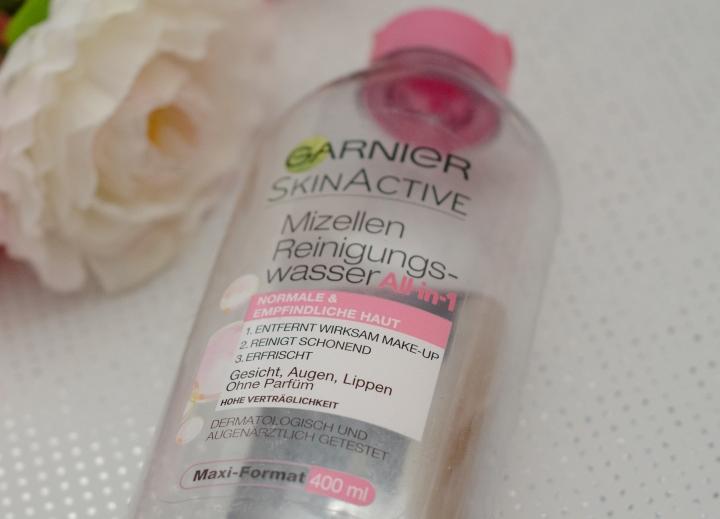 Garnier.Mizellenwasser